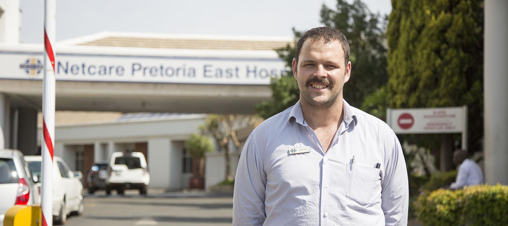 South Africa, Netcare, Frisone