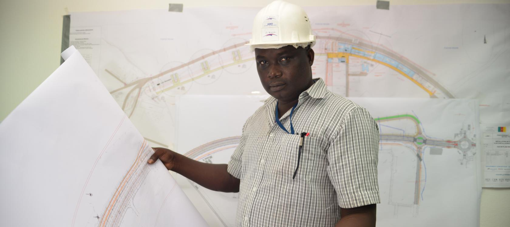 Damo DOURANDI, Rehabilitating National Route 3 (NR3), Douala, Cameroon,Construction That Changes A City And Lives