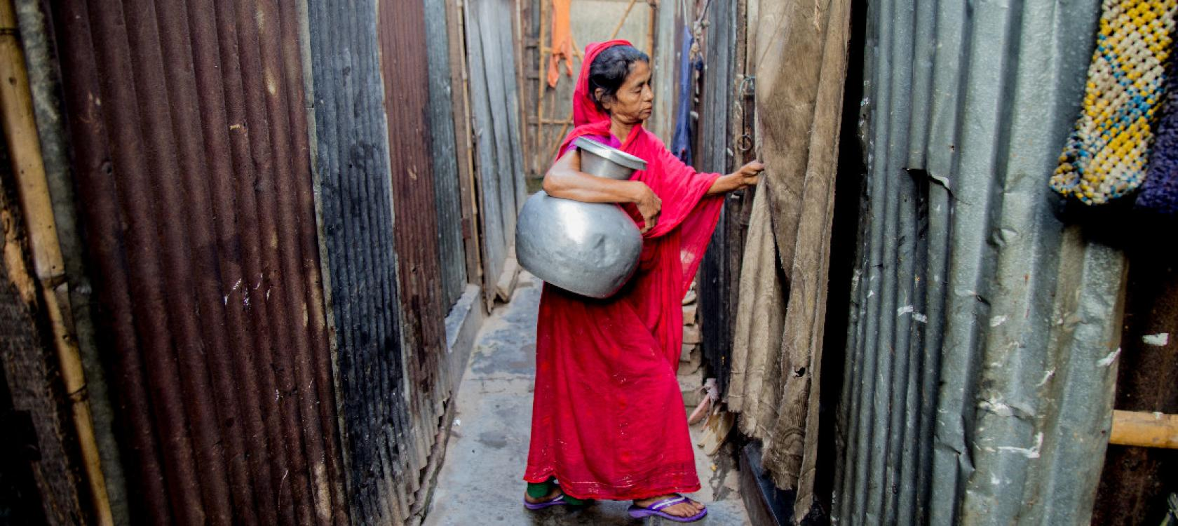 water supply in bangladesh
