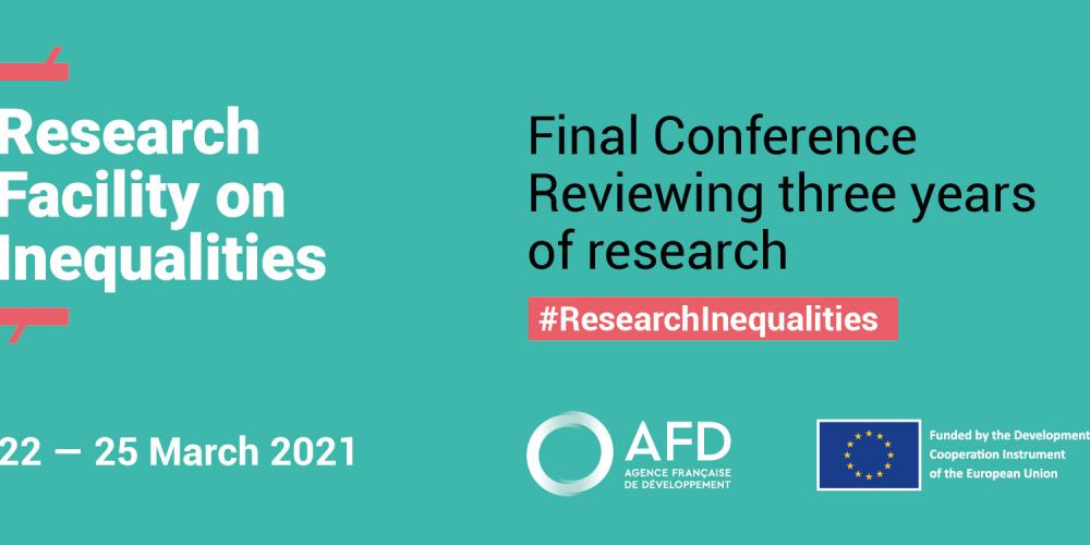 EU-AFD Research Facility on Inequalities Final Conference