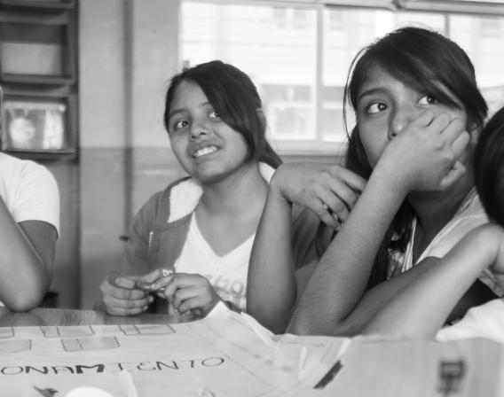 Mexique, éducation, urbanisme, enfance