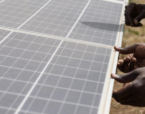 Burkina Faso, Zagtouli, panneau solaire, AFP