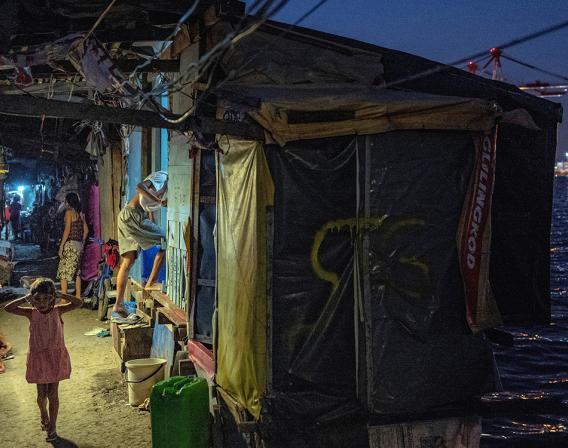 Philippines, énergie, Acayan