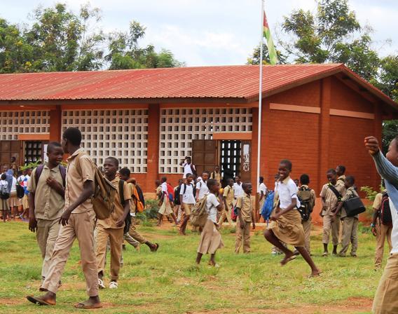 Togo, éducation