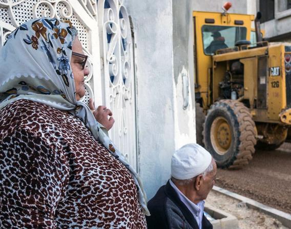 Tunisie, Kairouan, Landoulsi