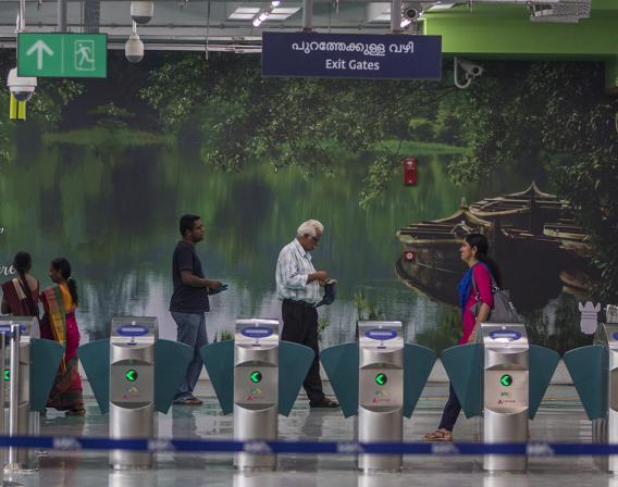 inde, kochi, metro