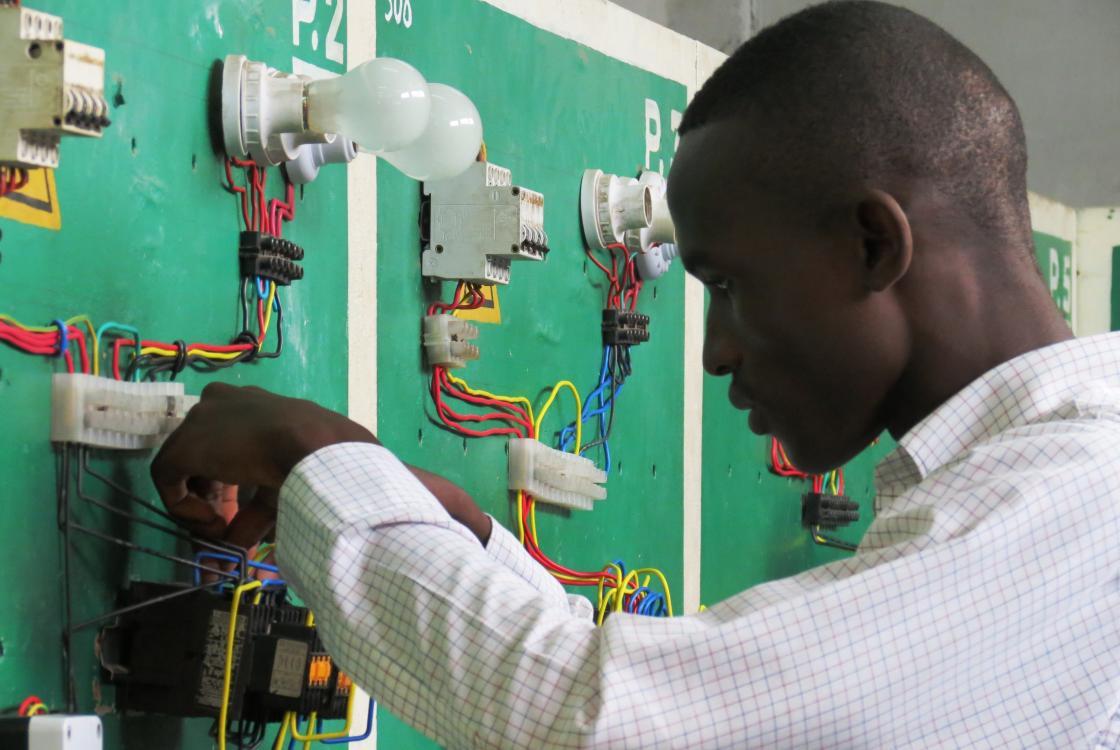 abf1d8b1662 Projet de modernisation de l offre de formation professionnelle en RDC  (INPP II)