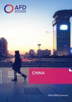 Chine plaquette couverture