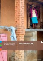 Madagascar plaquette couverture