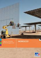 Morocco brochure cover