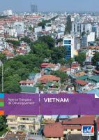Vietnam brochure cover