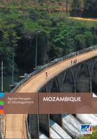 Le Mozambique plaquette couverture