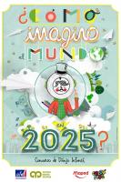 Affiche Comment j'imagine le monde en 2025, AFD Mexique
