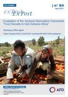 evaluation-sectoral-intervention-framework-food-security-sub-saharan-africa