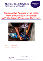 Retrospective Analysis of the Urban Water Supply Sector in Senegal: A Public-Private Partnership Over Time