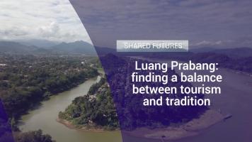 Luang Prabang vignette