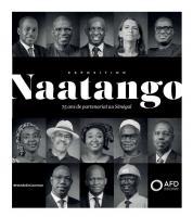 Album de l'exposition Naatango