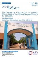 evaluation-education-G5-sahel