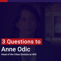 Anne Odic : Cities have a role to play in the fight against the climate change