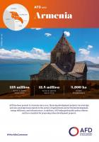 AFD and Armenia brochure