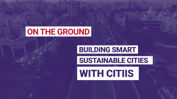 Building smart sustainable cities with CITIIS