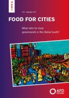 AFD & food for cities