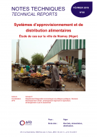 Etude sur les systèmes d'approvisionnement et de distribution alimentaires  au Niger