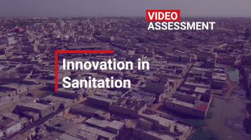 innovate for sanitation