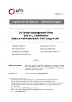 Deforestation in the Congo Basin_couv