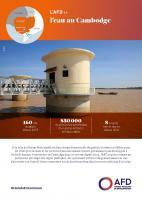 L'AFD et l'eau au Cambodge