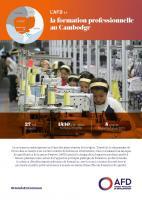 L'AFD et la formation professionnelle au Cambodge