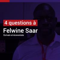 Felwine sarr :  « La jeunesse africaine est capable de se réaliser »