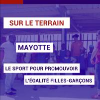 Mayotte Sport inégalités filles garçons