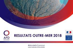 Résultats Outre-mer 2018 du groupe AFD