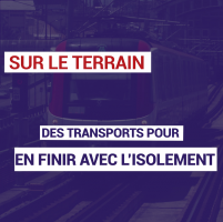 A Saint Domingue : Des transports pour en finir avec l'isolement