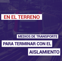 Medios de transporte para terminar con el aislamiento en Santo Domingo