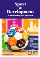 Kit Sport and Development: A Methodological Approach