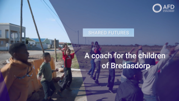 A coach for the children of Bredasdorp