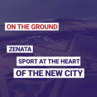 Zenata, Sport at the heart of the new city