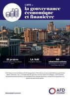 L'AFD et la gouvernance économique et financière