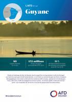 L'AFD et la Guyane