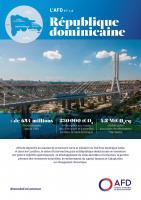 L'AFD et la République dominicaine