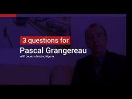 Pascal Grangerau : AFD celebrates 10 years in Nigeria