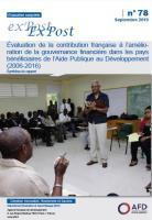 evaluation-contribution-française-amelioration-gouvernance-financiere-apd