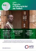 L'AFD et l'accès à l'électricité au Sahel