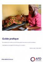 Guide pratique - Des repères pour mettre en œuvre des projets innovants en santé numérique