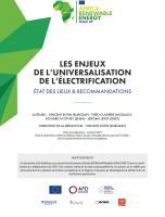 Les enjeux de l'universalisation de l'électrification