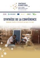 Doublons l'accès à l'électricité au Sahel d'ici 2022 - Synthèse de la conférence