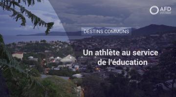 Un athlète au service de l'éducation