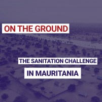 The sanitation challenge in Mauritania